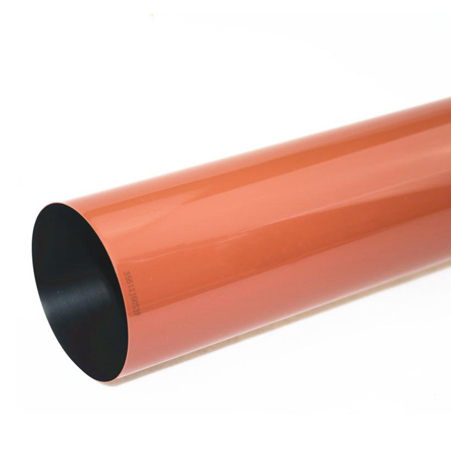 1X New Fuser Film Sleeves Compatible for Konica Minolta C200 C203 C253 C353 C210 fixing film high quality color toner powder compatible for konica minolta c203 c253 c353 c200 c220 c300 free shipping
