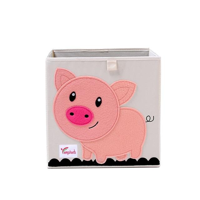 Animal Storage Bins (24 styles)