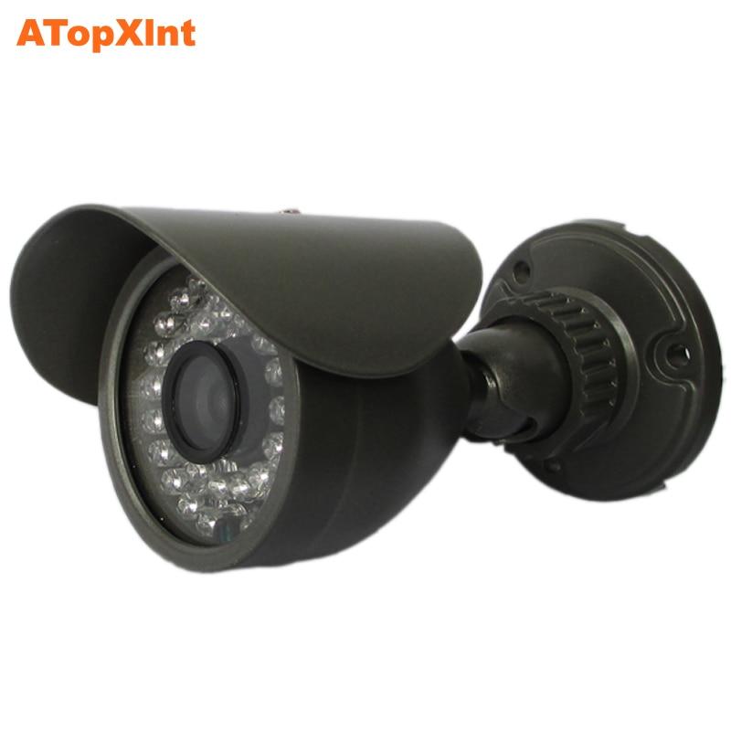 HD 720P Waterproof WiFi WLAN Wireless ONVIF CCTV Security IP Camera 36 LED Night