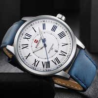 2018 New NAVIFORCE Men Quartz Sports Military Watches Men's Luxury Brand Fashion Casual Wrist Watch Relogio Masculino Male Clock