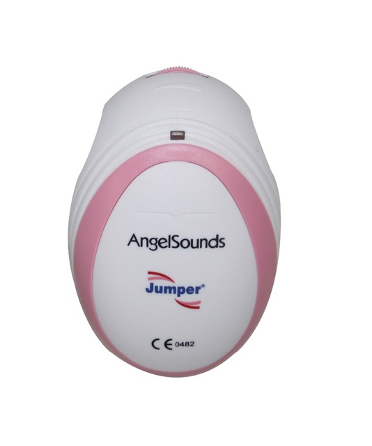Ultrasounds Fetal Baby Doppler JPD-100S Mini Hot selling angelsounds fetal doppler pregnancy heartbeat