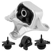 4PCS Engine Motor Transmission Mount Front Rear Kit Set for Honda Civic 2.0L 2002 2005 for Acura RSX 2.0L 2002 2003 2004 2006