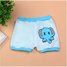 2019 New Jeans Baby Shorts Cute Baby Boy Pantalones Bombachos Baby Girl Shorts Diapers Bloomers Shorts Bermudas Ropa De Baby(China)