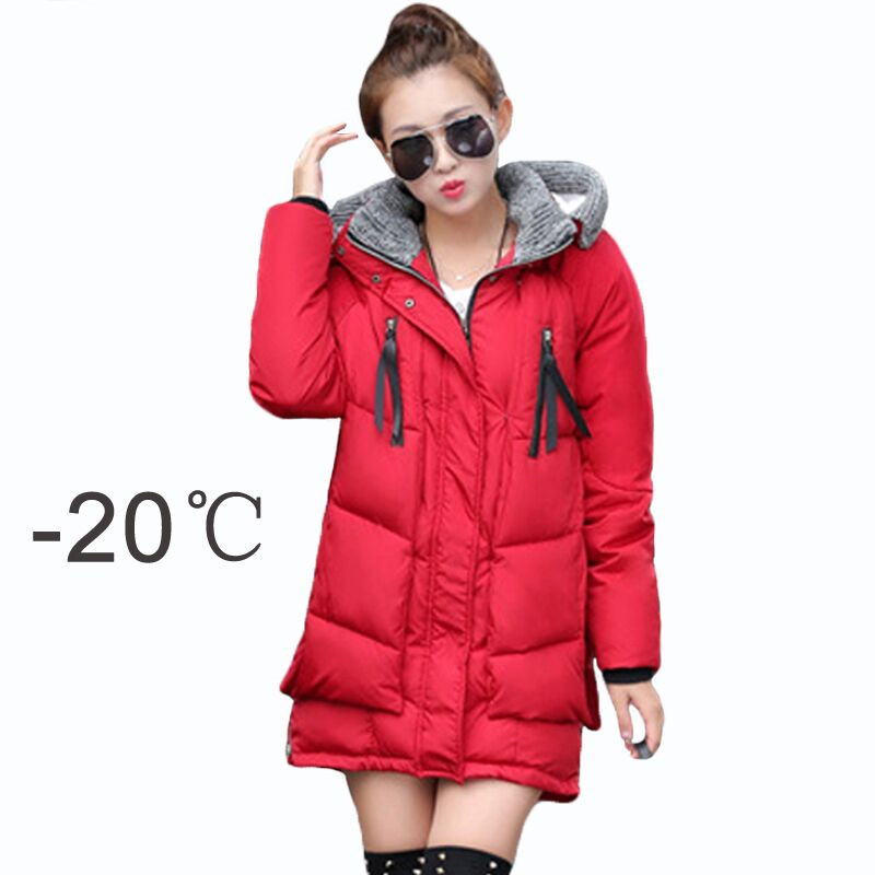 Thick Warm Long Womens Winter Jackets And Coats 2016 Women's Cotton Padded Parkas For Women Winter Jacket Female Manteau Femme womens winter jackets and coats 2016 thick warm hooded down cotton padded parkas for women s winter jacket female manteau femme