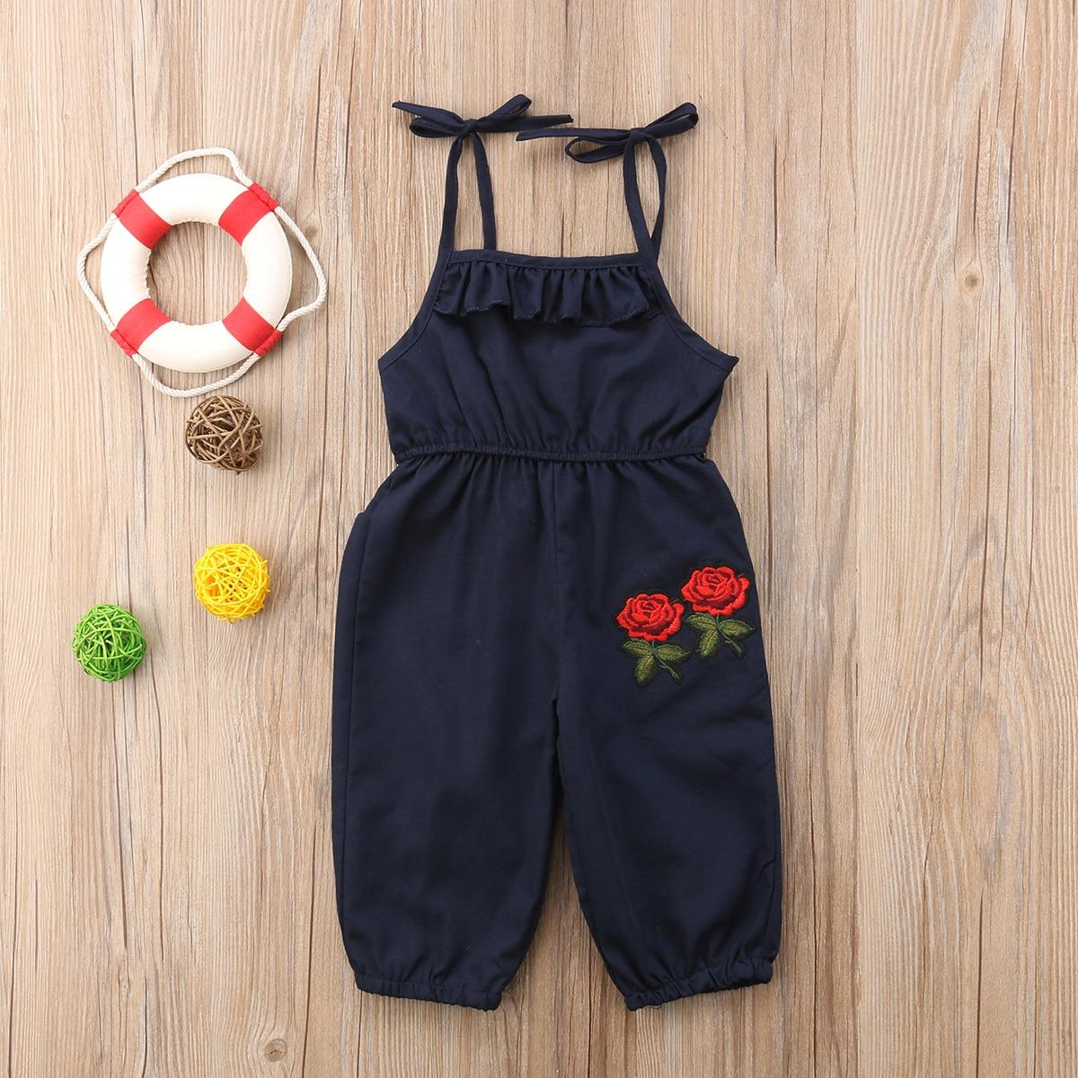 2018 Fashion Kids Baby Meisjes Mouwloze Kleding Persoonlijkheid En Kenmerken Zwarte Zomer Ch Warm En Winddicht
