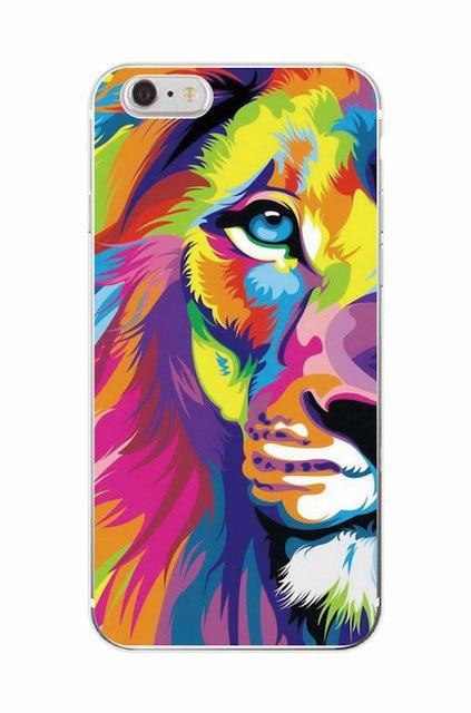 Lion Tiger Leopard Case For Samsung & iPhone