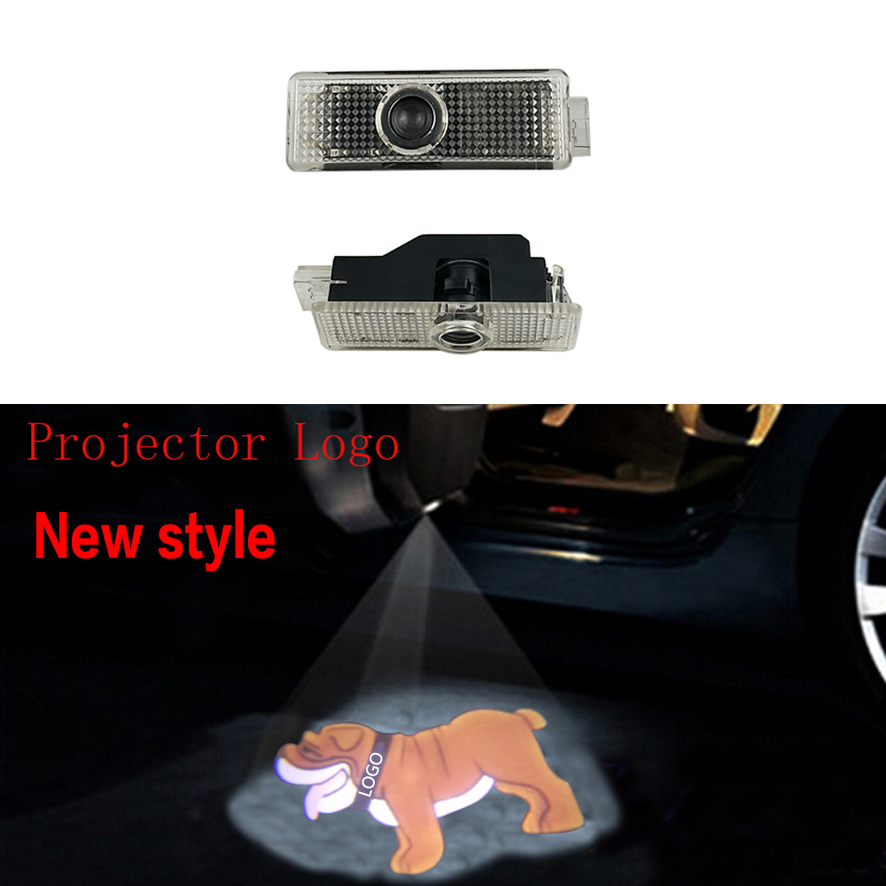 Car Door LED Logo Warning Light For Mini Cooper S One R50 R52 R53 R54 R55 R56 R57 R58 R59 R60 JCW R61 F55 F56 Countryman Paceman 2x led welcome projector logo ghost shadow car door light under for mini clubman r53 mini cooper r55 r56 r57 r58 r59 r60 r50