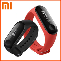 In Stock Xiaomi Mi Band 3 Miband 2 Fitness Tracker Heart Rate Monitor 0.78'' OLED Display Touchpad Bluetooth 4.2 For Android IOS
