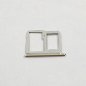 10pcs/lot Dual SIM And Micro SD Memory Card Tray Holder For LG Q6 M700N