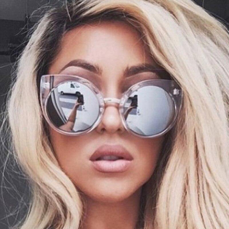 Vintage Cat Eye Sunglasses Women Brand Designer 2017 ...