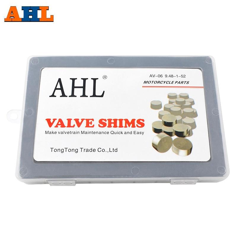 AHL 9 48 mm Valve Adjustment Shims Valve Pad Shims Hotcam For HONDA CRF450R CRF450 CRF