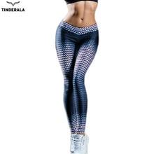 2017 mujeres de La Manera leggings push up gimnasio workout tayt gótica atractiva delgada legging jegging leggins Jeggings Otoño Invierno