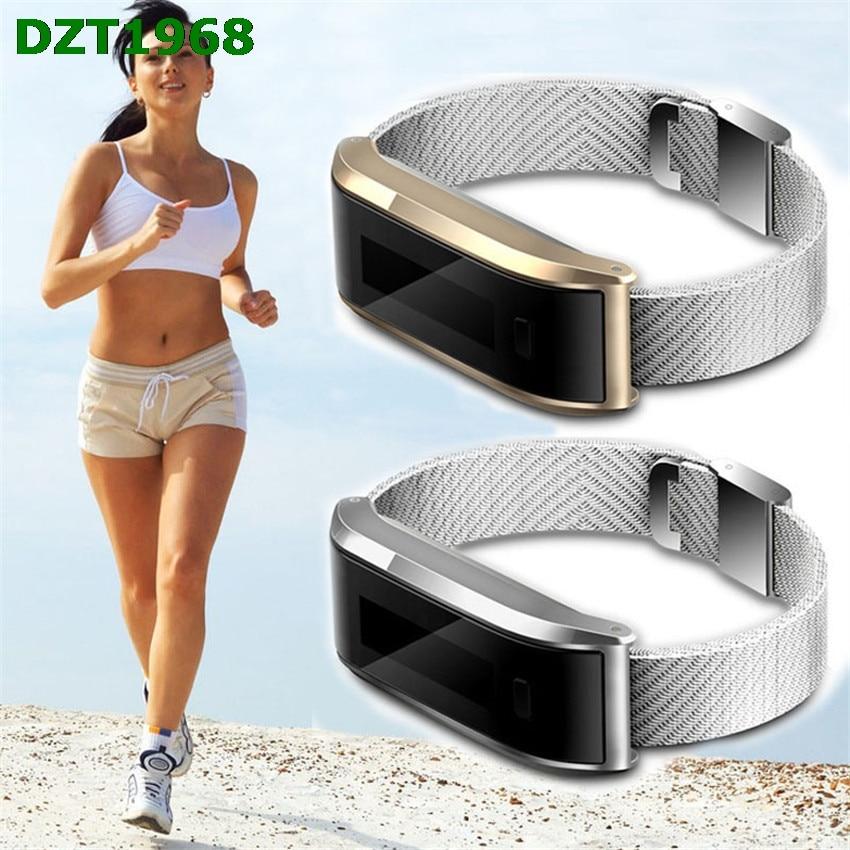 CEL   Smart Wrist Watch Bracelet Pedometer Step Walking Calorie Counter Sport Tr