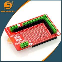 Raspberry Pi прототип разложение издание прототипов Пи плиты/Raspberry Pi поколения b +/второе поколение B универсальный