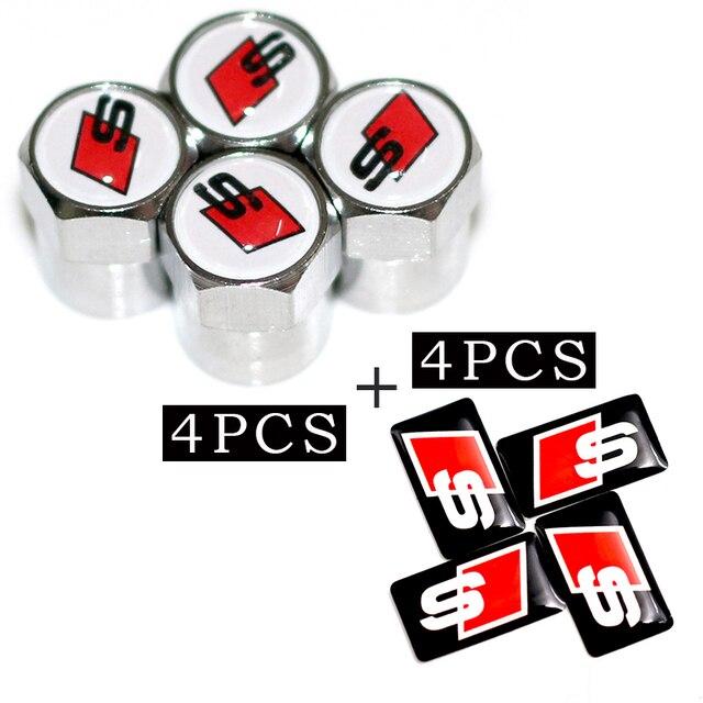 Excellent combination car sticker fit for AUDI A1 A3 A4 A5 A7 A8 Q3 Q5 sline car styling