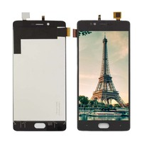 For Doogee Shoot 1 LCD Display Touch Screen 100 Tested Digitizer Glass Panel Replacement For Shoot