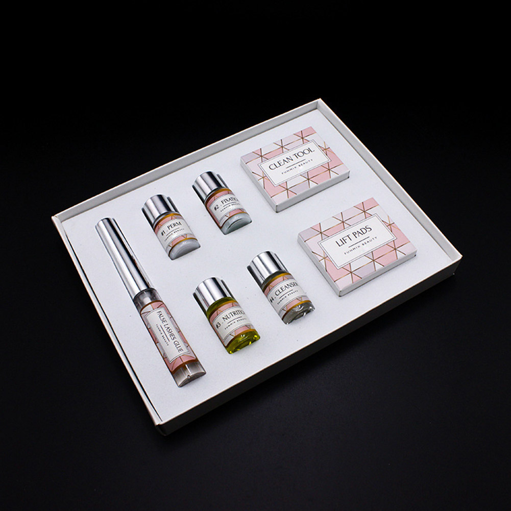 Lash lift Kit Makeupbemine Eyelash Perming Kit ICONSIGN Lashes Perm Set Can Do Your Logo And Ship By Fast Shippment