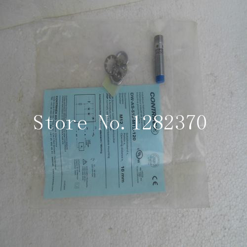 [SA] New original special sales CONTRINEX sensor switch DW-AS-513-M12-120 spot --2PCS/LOT