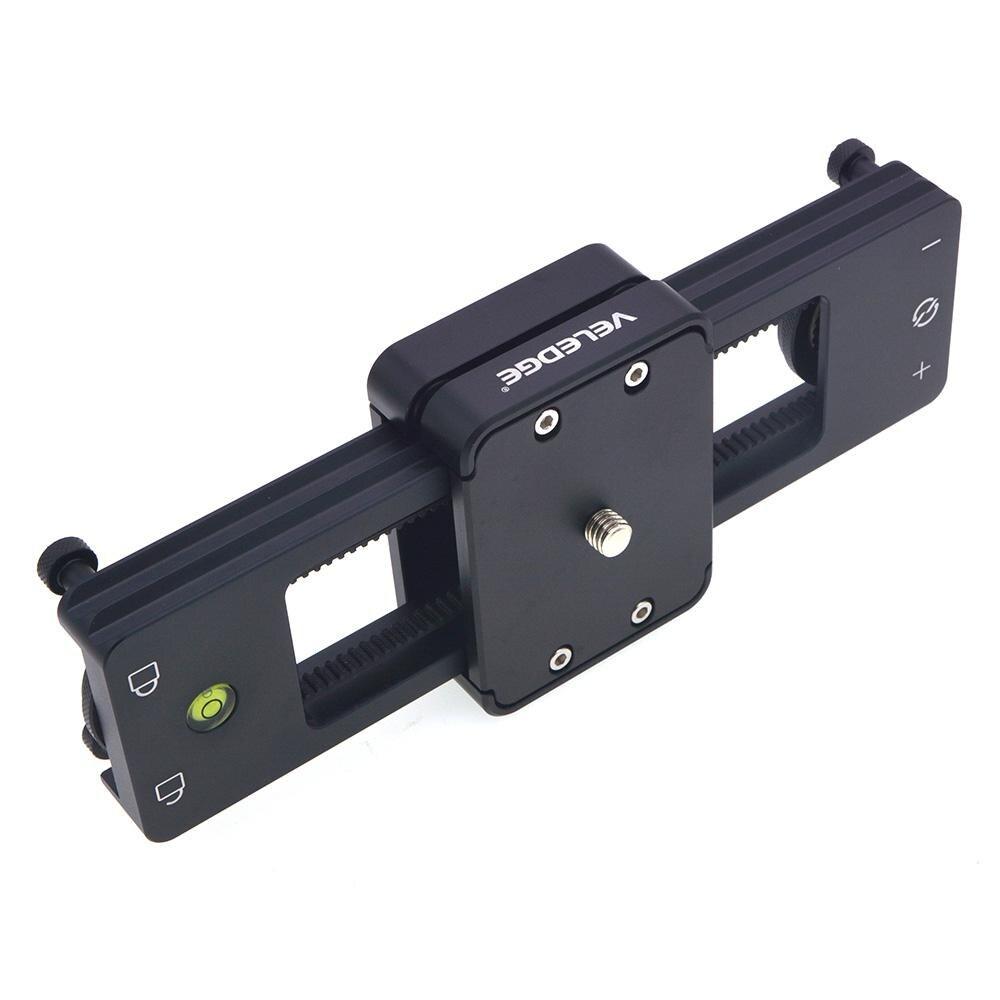 Yiwa VELEDEG портативный мини гидравлический демпфирующий слайдер для камеры DSLR видео Vlog телефонов Gopro