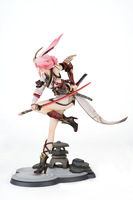 26.5cm PVC elegant Blasting Academy 3 Yae Sakura with sword christmas Birthday gift kid Anime cartoon toy