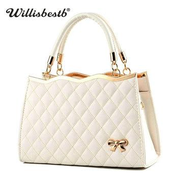 Fashion 2018 New Leather Women Handbag Summer High Quality Female Crossbody Bags Luxury Design Messenger Bags Lady Shoulder Bag