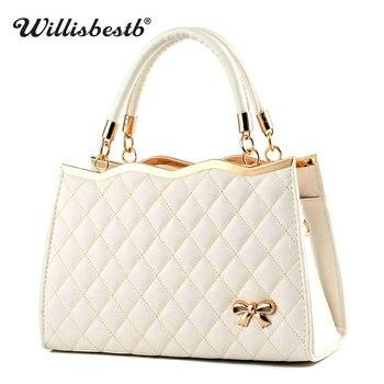 8b1773718d03 Мода 2019 новая кожаная женская сумка Лето Высокое качество Женские сумки  через плечо роскошный дизайн сумка-мессенджер женская сумка на пле.