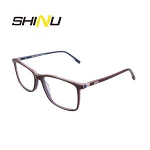 Image 2 - Hohe Qualität Acetat Progressive Lesebrille Frauen Männer Presbyopie Hyperopie Multifokale Brillen Dioptrien Brillen