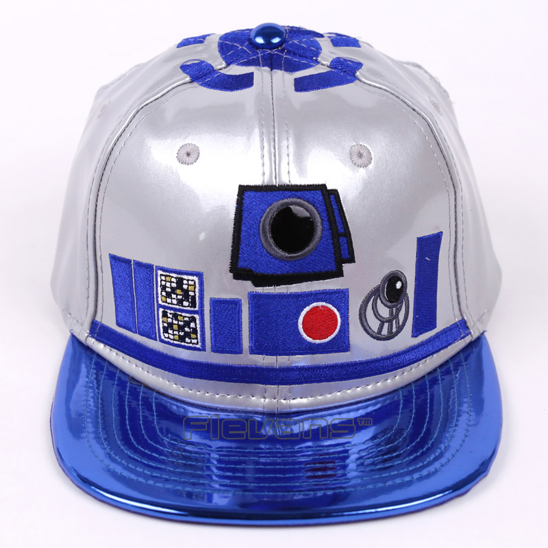 New Hot 2017 Fashion Brand Star Wars Snapback Caps Leather Baseball Cap Men Boy Hip-hop Hats Boba Fett Clone Troopers R2D2 BB-8 extraordinary x men vol 2 apocalypse wars