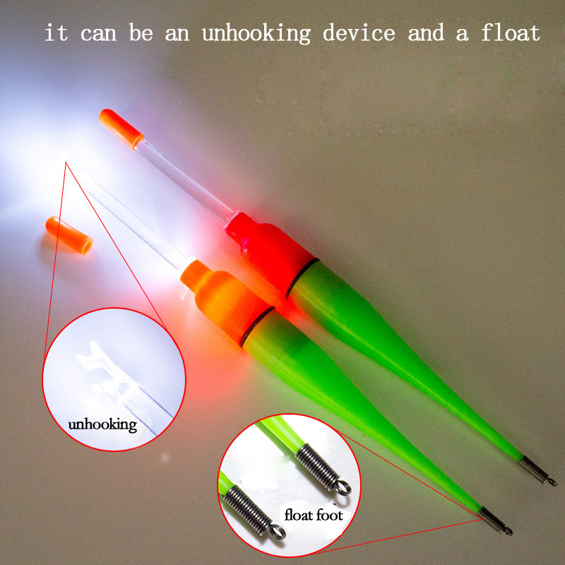 New 1pcs luminous float fishing glow stick multifunction for Fishing glow sticks