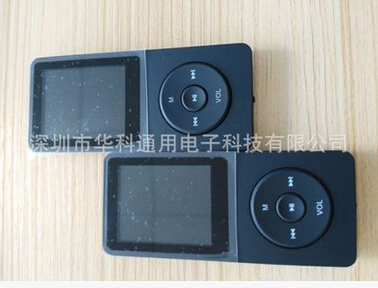 1.8 inch mp4  8G  Player TF card of high quality long standby FM mp4
