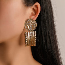 Anting-Anting Perhiasan Indah Liar Sedikit Imitasi Mutiara Anting-Anting Lucu Neckband Anting-Anting(China)