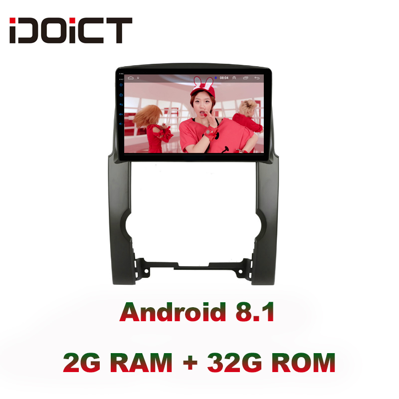 IDOICT Android 8 1 IPS 2G 32G 8 CORE Car DVD font b Player b font