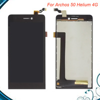 High Quality For Archos 50 Helium 4G LCD Display And Touch Screen Digitizer Assembly Replacement Free