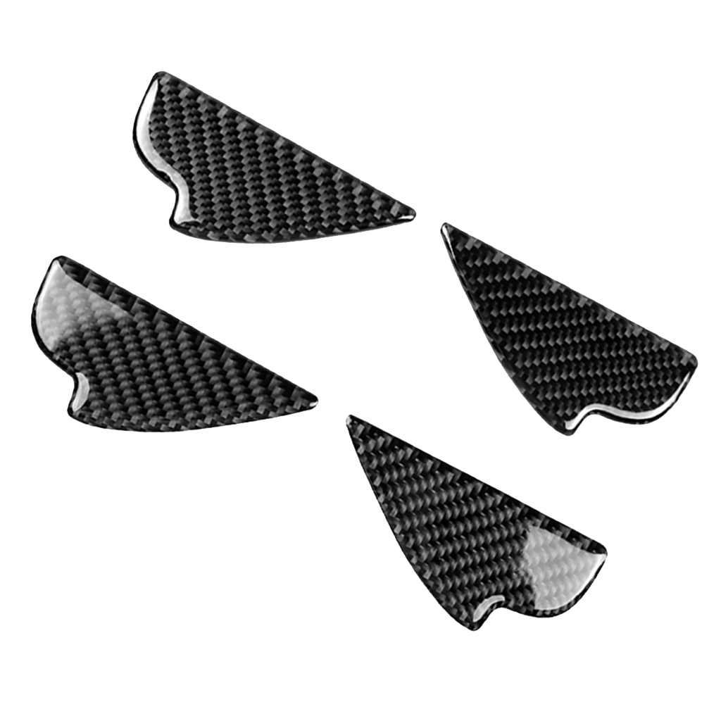 Image 4 - 4 Pcs/Lot Carbon Fiber Door Inner Handles Door Bowl Decorative For RRX Mazda 012 CX 5 Car Stickers Car Styling 4.72x3.93x3.14″-in Interior Mouldings from Automobiles & Motorcycles