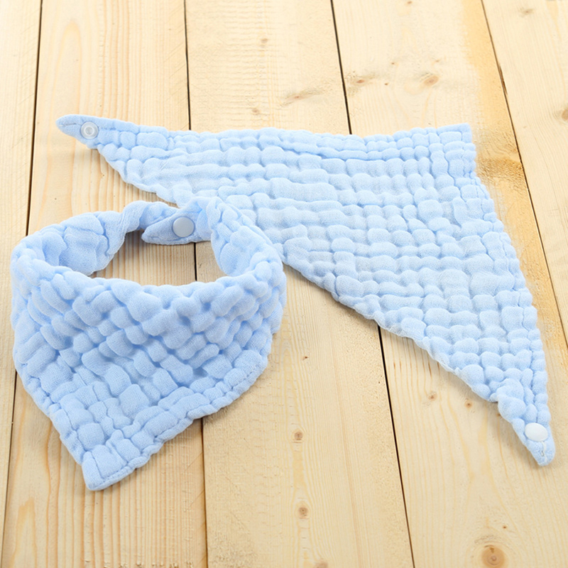 Back To Search Resultsmother & Kids 1pc Blend Gauze Bibs Burp Cloths Saliva Towel Feeding Triangle Bandana Neonatal Towels Baby Simple Design Soft Pure Cotton