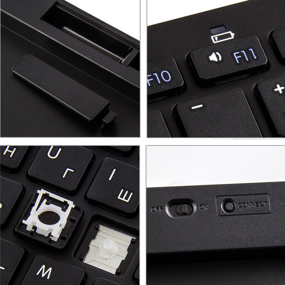 MEMTEQ Ultra Slim Russian Wireless Bluetooth 3.0 Keyboard MEMTEQ Ultra Slim Russian Wireless Bluetooth 3.0 Keyboard HTB191u