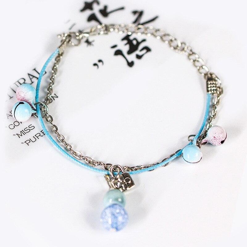 Jewelry & Accessories Simple Diy Boho Ceramic Bracelets Fashion Bracelets Bangles Flower Wrap Drop Shipping Fashion Bracelet More Discounts Surprises