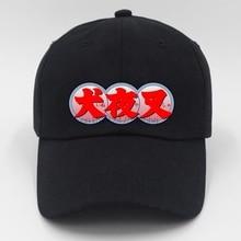 ce685856a01d6 Inuyasha new FINESSE Hat (slide buckle) fashion style vintage art dad cap  seasons caps