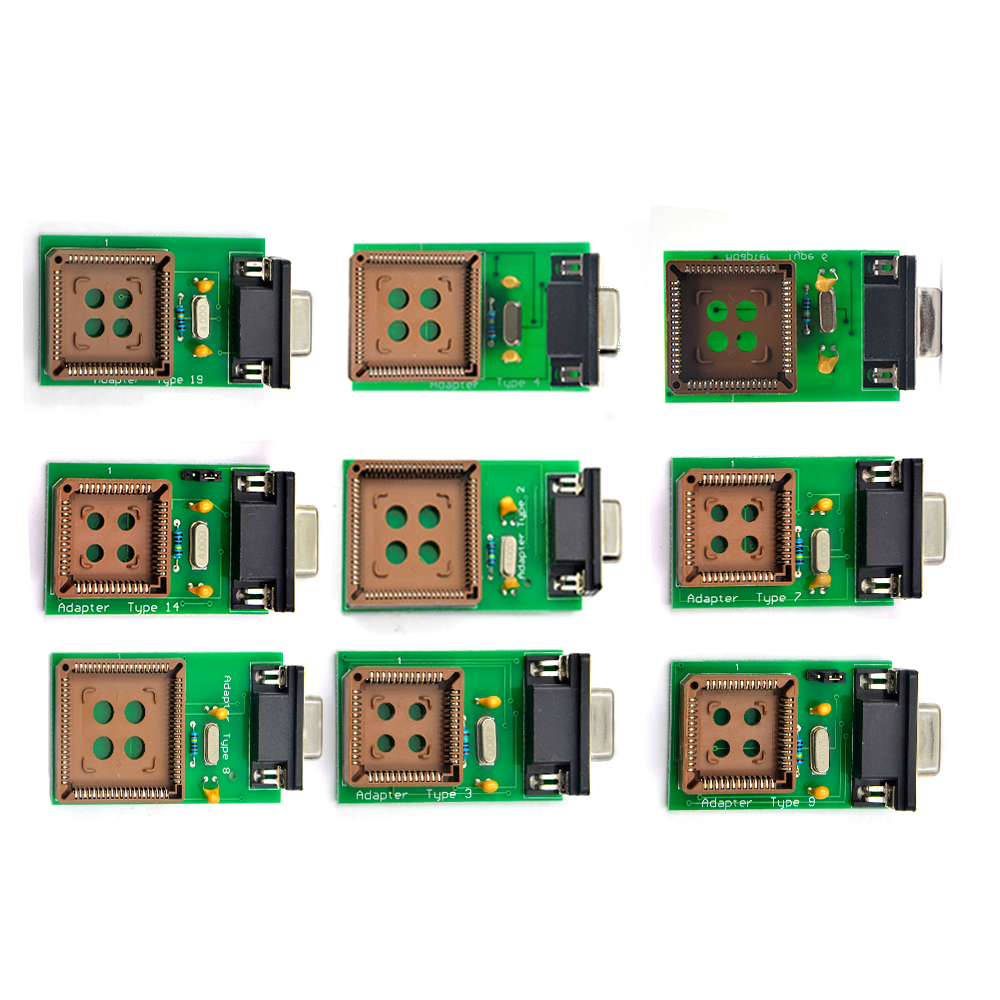 UPA-USB ECU Programmer UPA USB V1.3 With Full Adapter