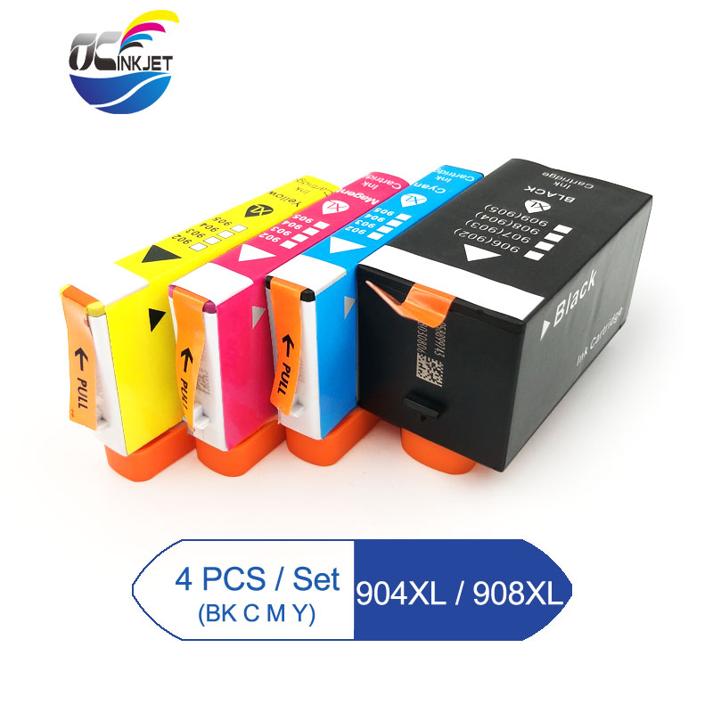 Empty Refillable Cartridge Compatible For OfficeJet Pro 6954 6960 6962 6968 6975
