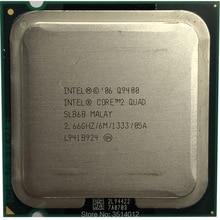 Intel L5430 2.66GHz/12M/1333Mhz/CPU equal LGA775 Quad-Core Q8200 Q830000 Q8400 CPU