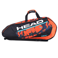 Original HEAD Murray Radical 9 Rackets Monster Tennis Bag Professional Male Sports Backpack Large Limited