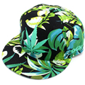 Men Bone Hip Hop Jamaica Weed Solid Blue Green Dad Snapbacks Baseball Cap Summer Hat for Women Floral Fitted Hat Cayler Sons