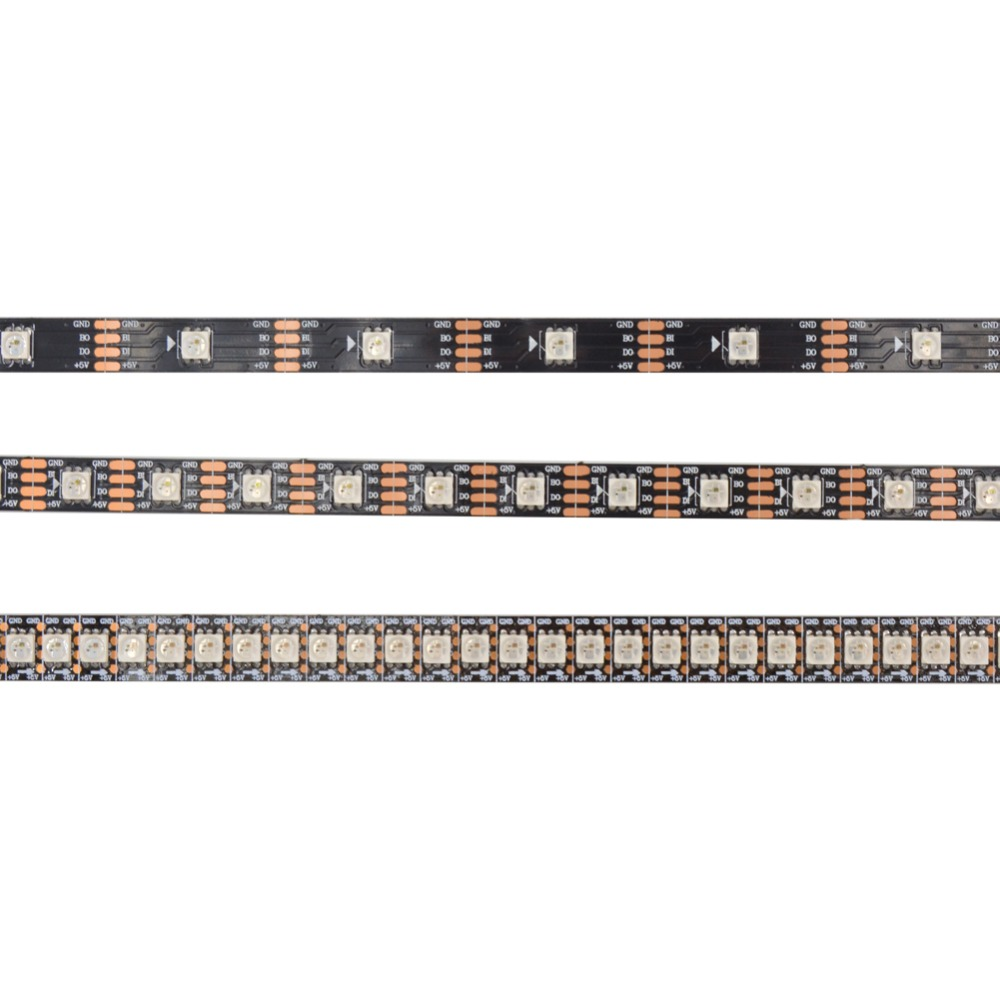 New LED WS2813 Strip Addressable (Dual signal wires,Better than ...