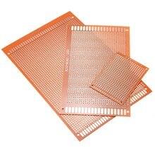 2016 Electronic Circuit  Breadboards 12 Pcs/Set Prototyping PCB Printed Circuit Board Prototype Breadboard Stripboard