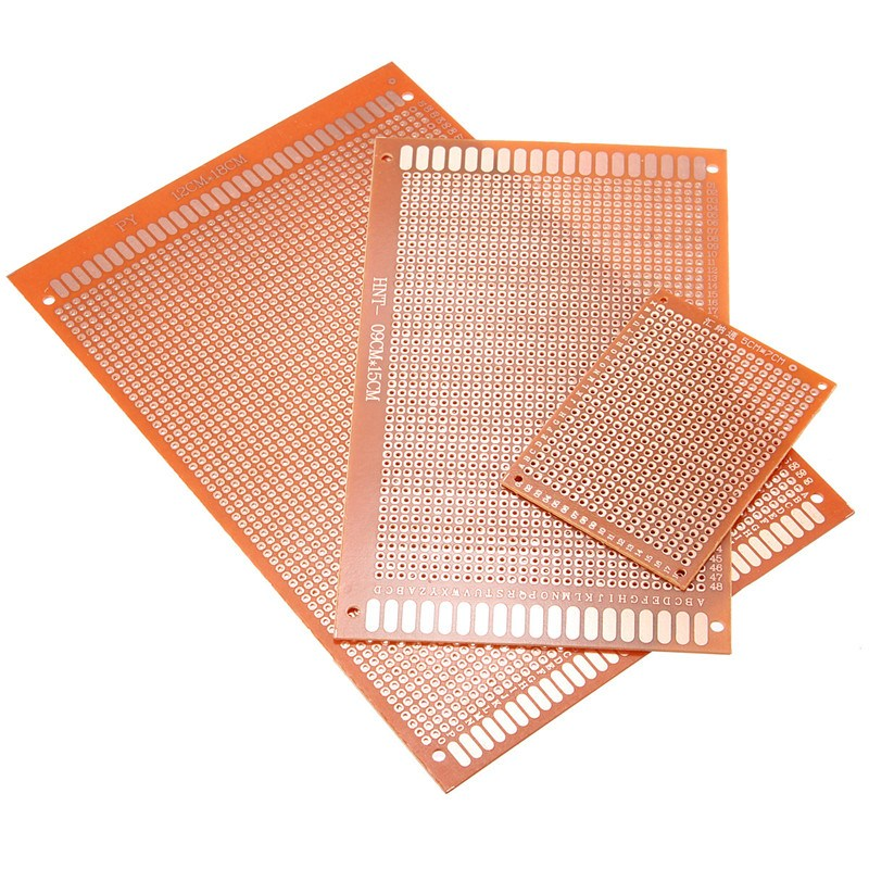 2016 Electronic Circuit Breadboards 12 Pcs/Set Prototyping PCB Printed Circuit Board Pro ...
