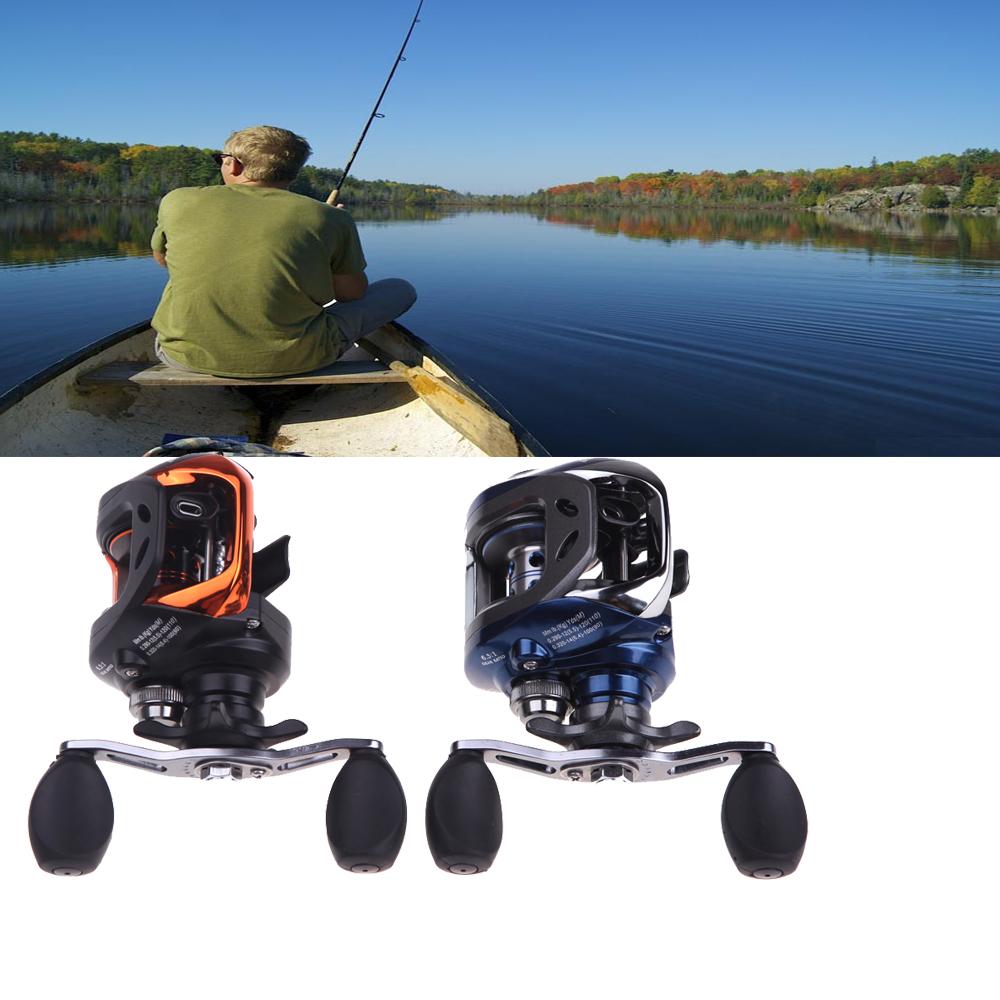 Fishing Reel 10+1BB Ball Bearings Right/Left