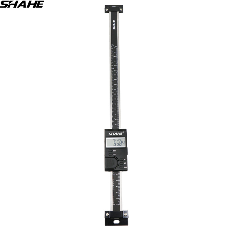 SHAHE 300mm Type Vertical lecture numérique à distance échelle linéaire numérique scale300mm
