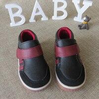 Pdep عينات ترويج المبيعات الاطفال الفتيات الفتيان الأحذية الجلدية واحد زوج واحد حجم مريحة الفتيان الأحذية الجلدية الكاحل