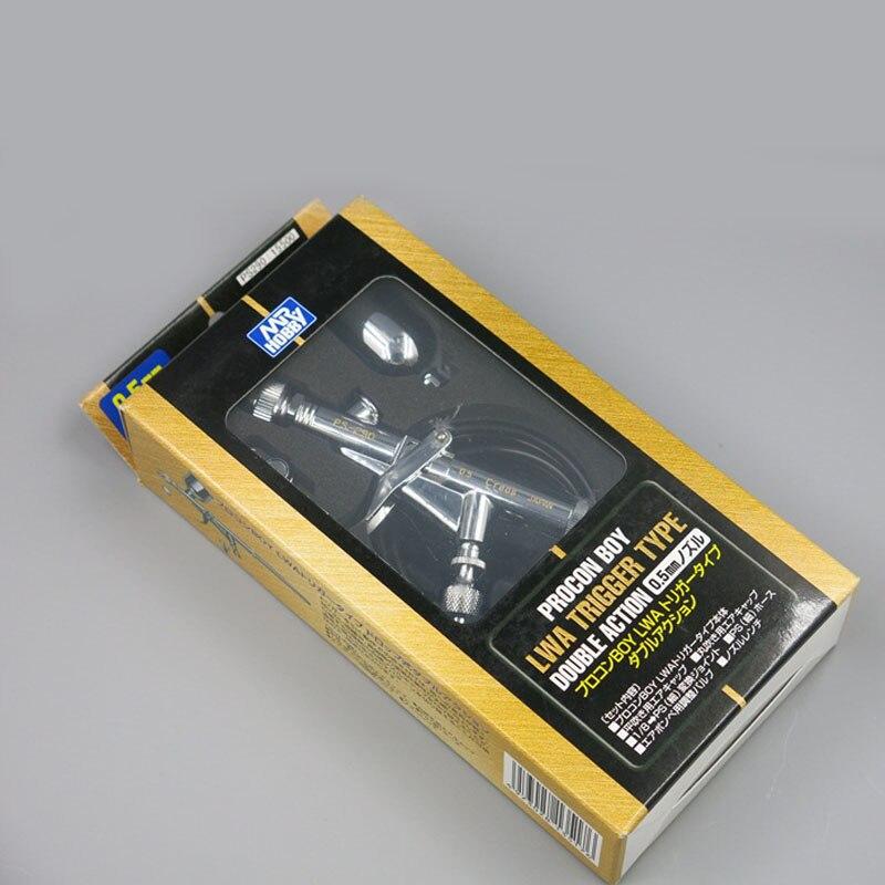 GSI Creos M. Passe-Temps Procon Boy SQ 0.5mm Double Action Trigger Type Aérographe 15cc PS290 Modèle Kit